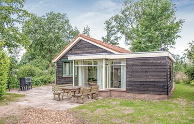 Camping de Meibeek, Maison 6 personnes à Ruurlo