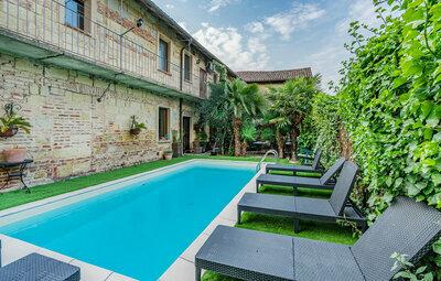 Maison des Reves, Maison 8 personnes à Altavilla Monferrato