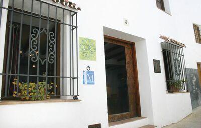 Maison 4 personnes à Montejaque