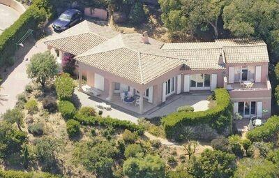 Le Cabanon Rose, Maison 6 personnes à Sainte Maxime