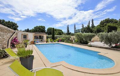 Maison 4 personnes à Lancon de Provence