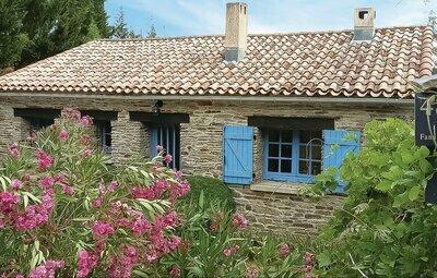 Maison 6 personnes à Lamalou les Bains