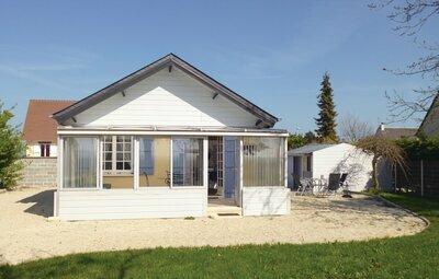Maison 2 personnes à Bernieres Sur Mer
