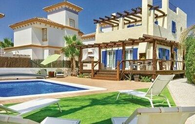 Maison 14 personnes à Vera Playa