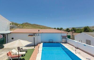 Maison 4 personnes à Cacín (Granada)