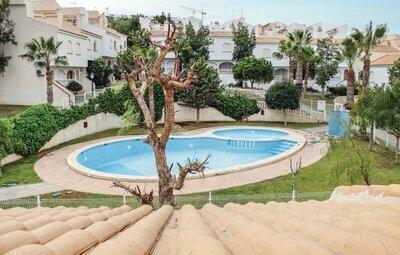 Maison 6 personnes à Gran Alacant
