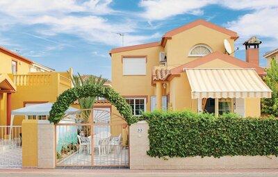 Maison 6 personnes à Torrevieja