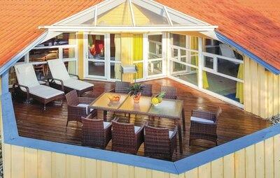 Maison 10 personnes à Groß Mohrdorf