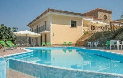Villa Il Pino, Maison 24 personnes à Montecorice SA
