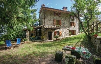 Lama, Maison 4 personnes à Castelfocognano