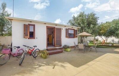 Maison 5 personnes à Punta Secca