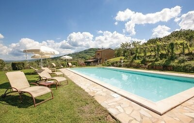 Bozzanino, Maison 10 personnes à Casciana Terme PI