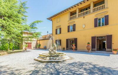 Villa Pieve, Maison 20 personnes à Foiano della Chiana AR