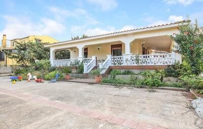 Altavilla House, Maison 10 personnes à Altavilla Milicia