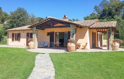 Villa Kasiopea, Maison 11 personnes à Montelaterone