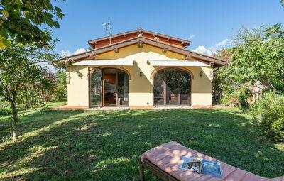 Casa Gialla, Maison 3 personnes à Vicchio FI