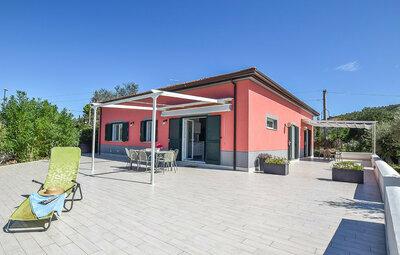 Casa Bellelli, Maison 10 personnes à Castellabate