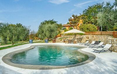 Villa delle Rose, Maison 9 personnes à Fara in Sabina