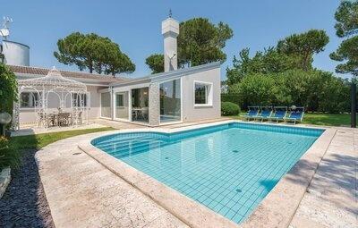 Maison 6 personnes à Albarella