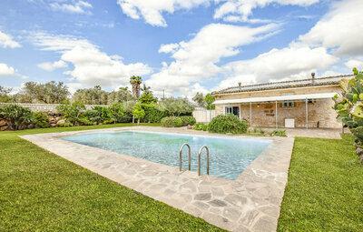Villa Rita, Maison 8 personnes à Chiaramonte Gulfi RG