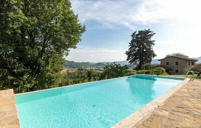 La Macinara, Maison 10 personnes à Solfagnano