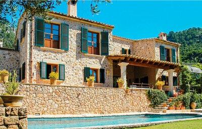 Maison 8 personnes à Valldemossa