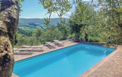 Poggione, Maison 8 personnes à Gaiole in Chianti