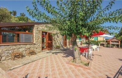 Villa Marisa, Maison 4 personnes à Perdifumo SA