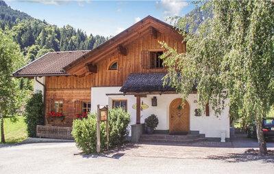 Haus Holzworm, Maison 10 personnes à St. Gallenkirch