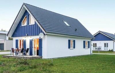 Maison 8 personnes à Altefähr Rügen