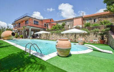 Villa Paradiso, Maison 12 personnes à Laureana Cilento