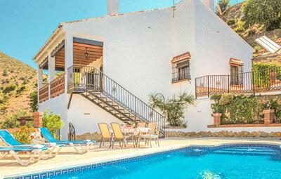 Maison 6 personnes à Alora El Chorro
