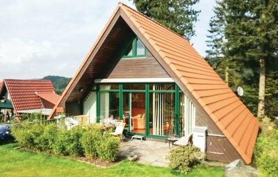 Maison 7 personnes à Langelsheim