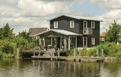 Bodelaeke-Punter, Maison 4 personnes à Giethoorn