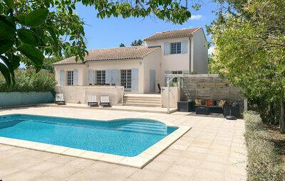 Maison 8 personnes à Thézan lès Béziers
