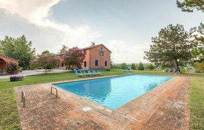 Villa Augusta, Maison 10 personnes à San Venanzo  PG