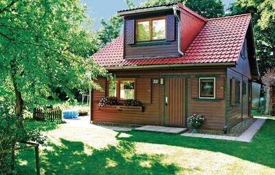 Maison 5 personnes à Frätow