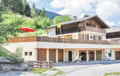 Chalet Rüssji, Maison 6 personnes à Bürchen