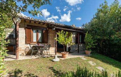 Viole, Maison 4 personnes à Viole di Assisi  PG