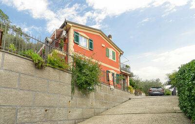 Casa nella Valle, Maison 4 personnes à Casarza Ligure  GE