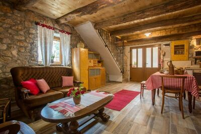 Maison de vacances moderne à Polje avec climatisation