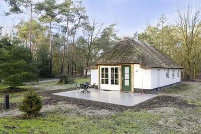 Bungalow confortable avec deux salles de bain, dans la forêt
