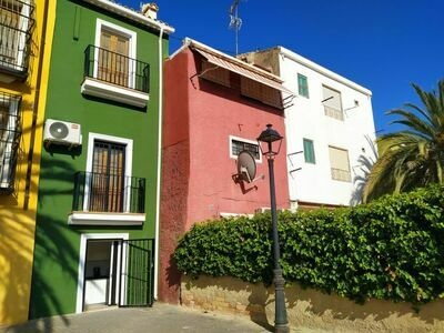 San Telmo, Maison 4 personnes à El Campello Villajoyosa