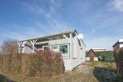 Maison de vacances confortable sur la baie de Greifswald