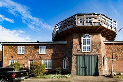 Appartement dans un ancien moulin dans un endroit calme et chaleureux.