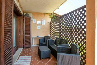 Monolocale 8, Maison 2 personnes à Marinella
