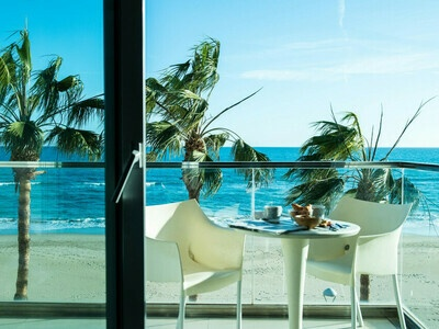 TRES PALMERAS, Villa 4 persons in Frigiliana